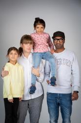 Familjen Holm